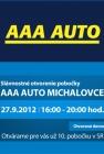 Otvárali sme pobočku AAA Auto v Michalovciach
