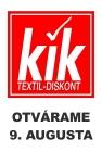 Otvárali sme predajne spoločnosti Kik