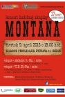 Koncert skupiny MONTANA