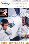 Výstava Deti na mesiaci