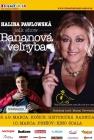 Halina Pawlowská v Košiciach a Prešove
